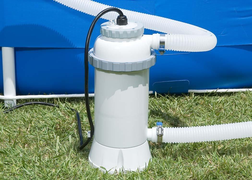Нагреватель воды для бассейнов своими руками