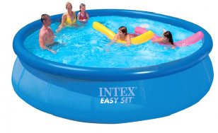Бассейн 457х91 см, Easy Set, Intex 28160/56410