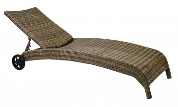 Шезлонг Garden4you WICKER, 11759